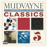 Cd Box Mudvayne Original Album Classics [import]novo Lacrado